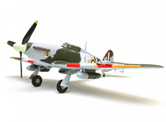 Hawker Hurricane Mk IIB HobbyKing