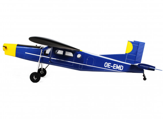 Pilatus Porter PC-6 HobbyKing
