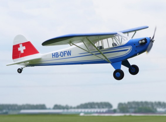 Swiss J-3 Piper Cub HobbyKing