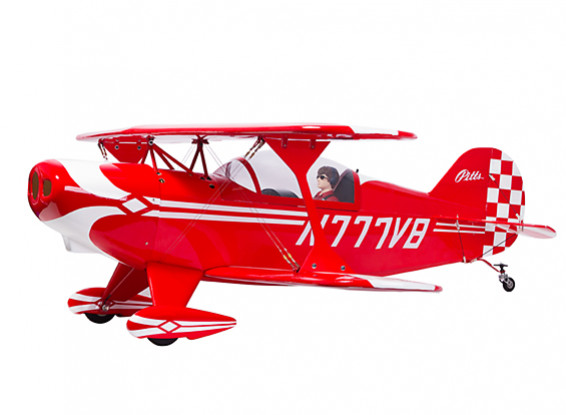 Pitts Special S-2B Kingcraft