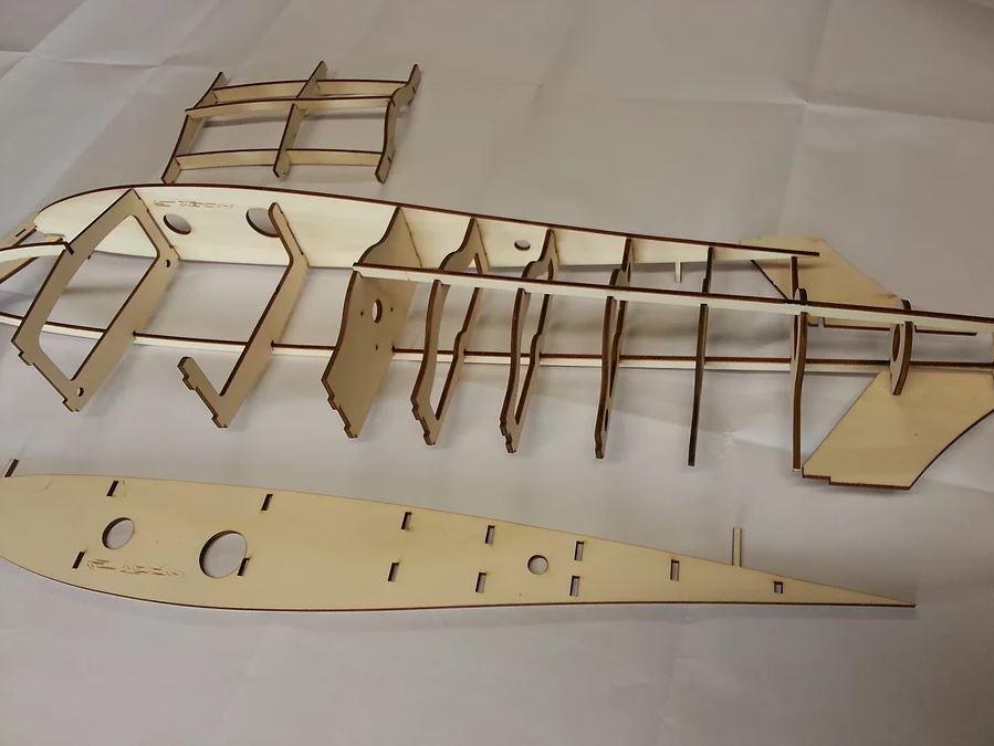 Horten XL Electro Ludo Clavier