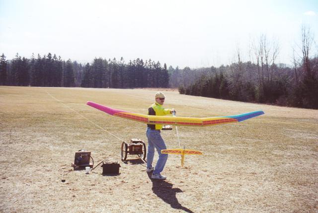 Bubble Dancer Mark Drela