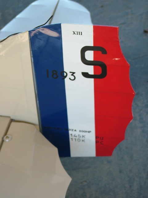 Spad XIII Maxford USA