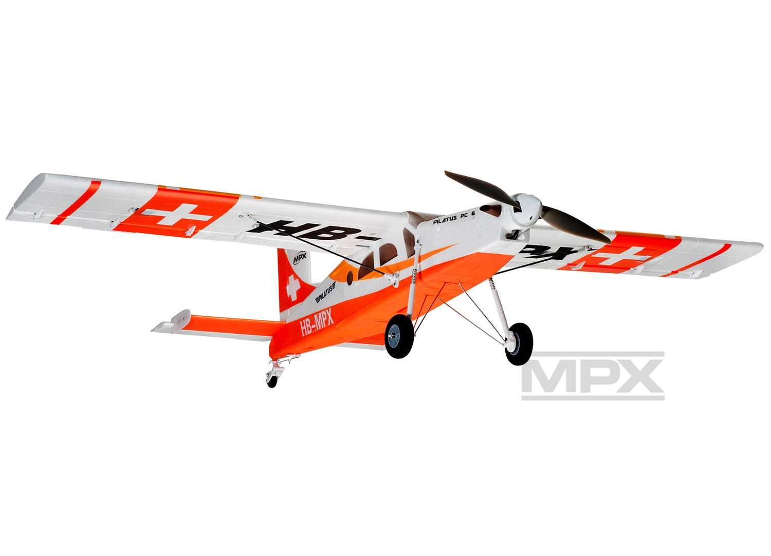 Pilatus PC-6 Turbo Porter Multiplex