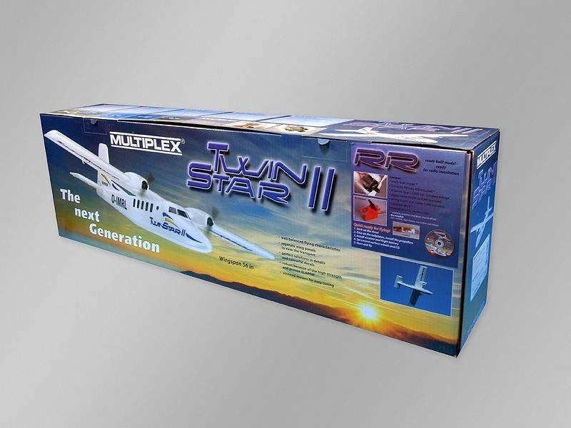 TwinStar II Multiplex