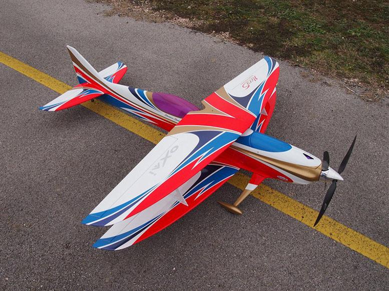 Hera S Oxai Aircraft