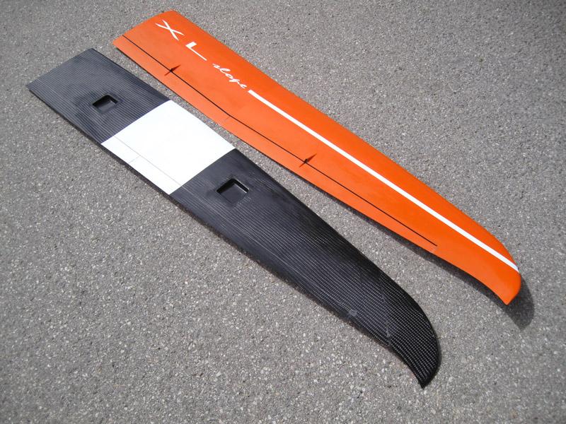 Erwin XL Slope PCM - Podivin Composite Modellbau