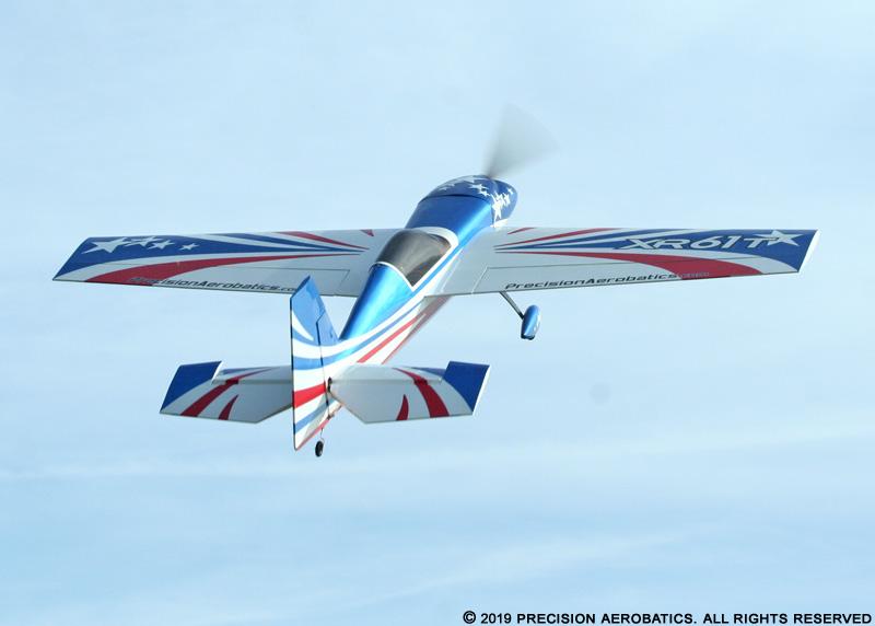 XR-61T PRECISION AEROBATICS