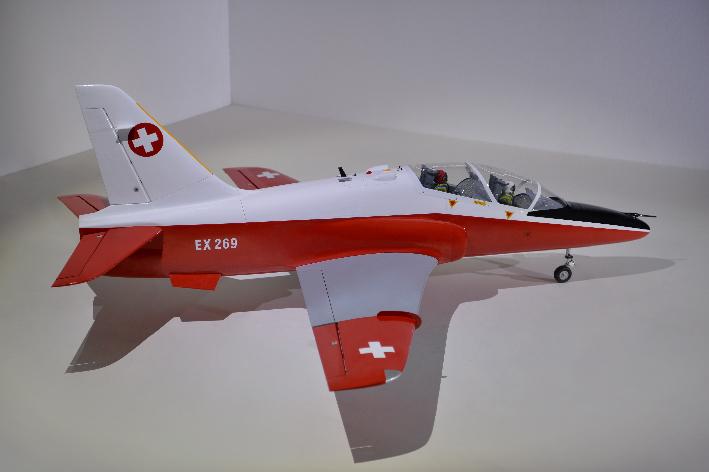 BAE Hawk Phoenix Model