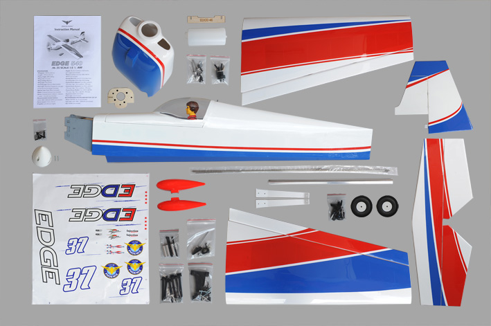 Edge 540 Phoenix Model
