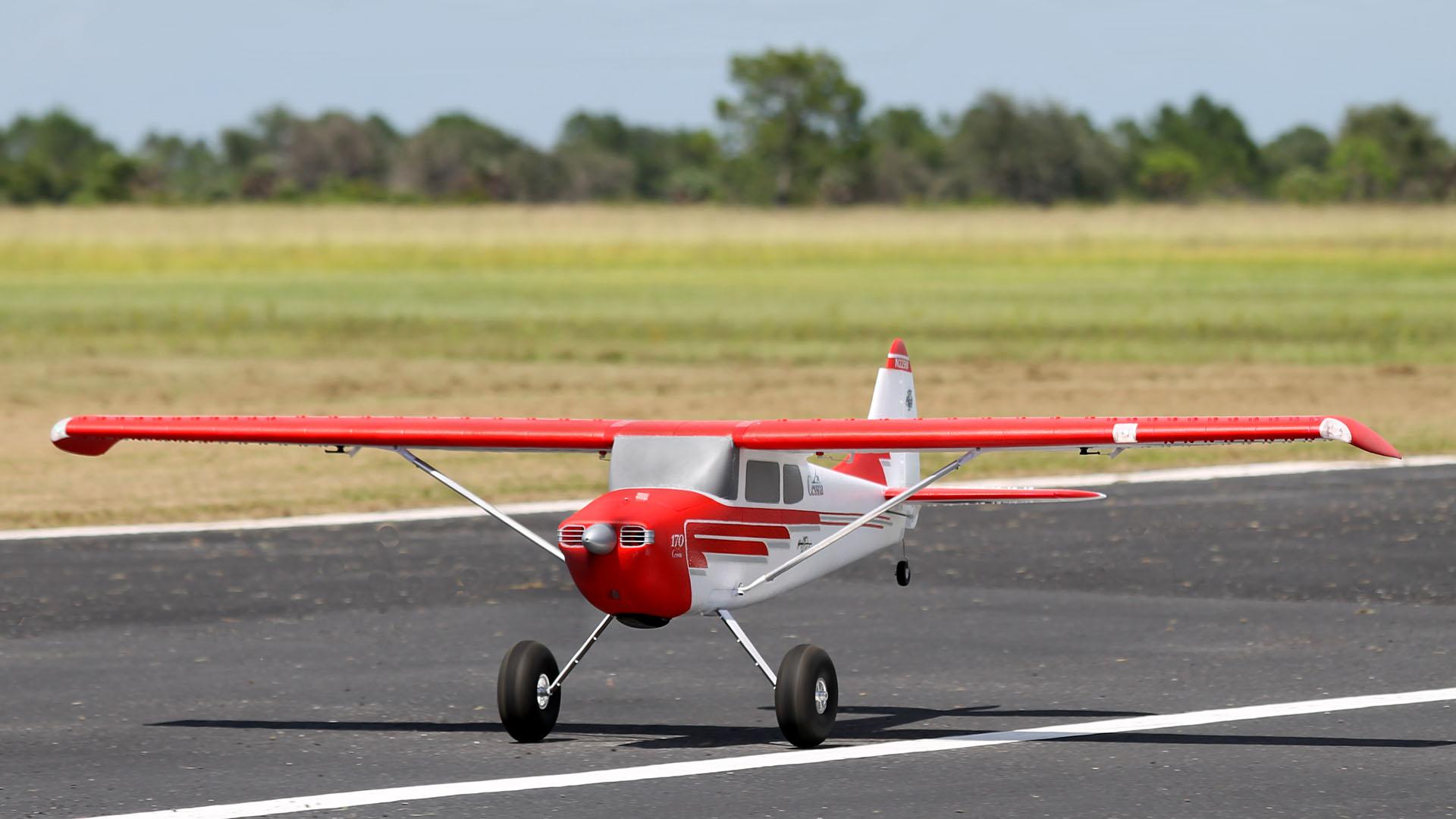 Cessna 170 Premier Aircraft