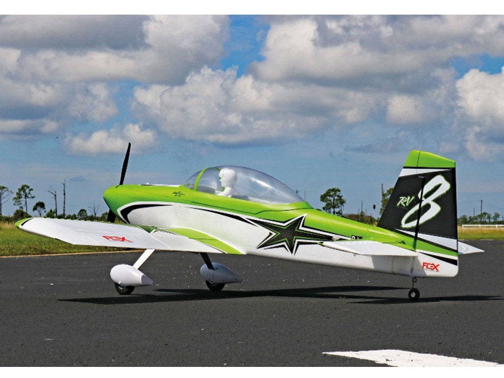 RV-8 SUPER Premier Aircraft