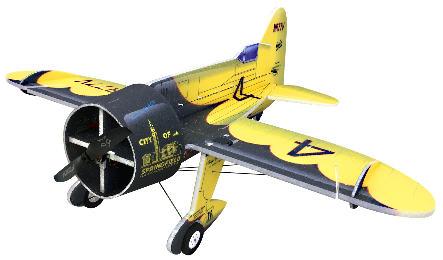 Gee Bee RC Factory