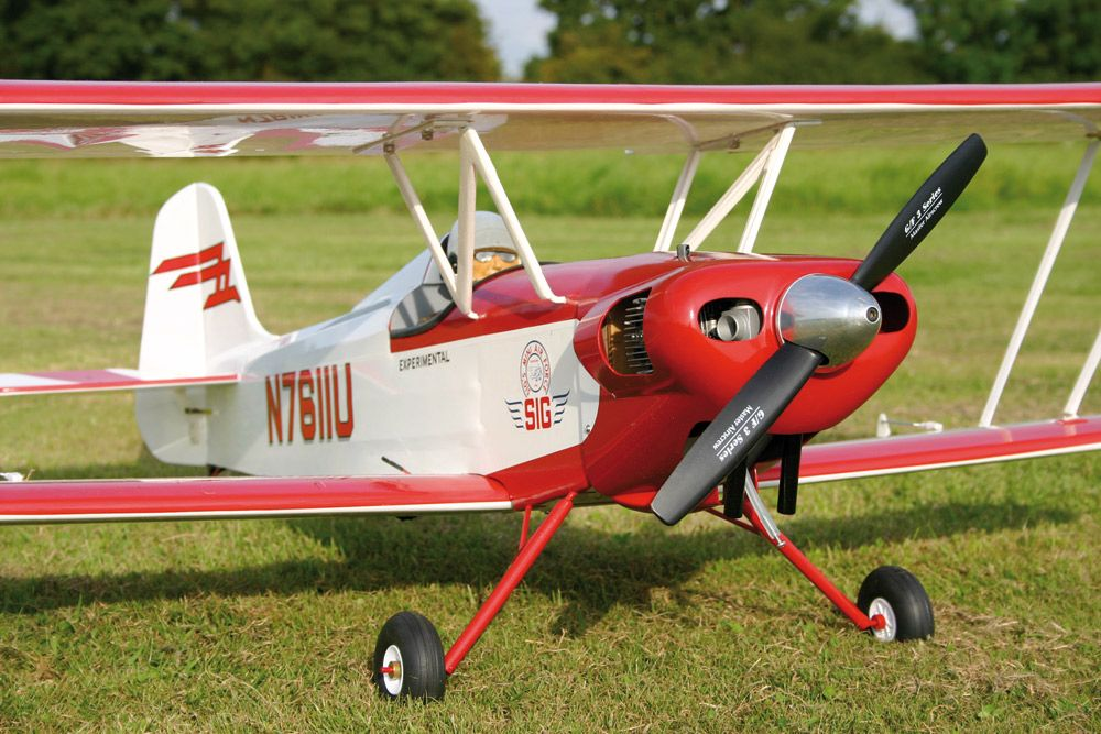 Smith Miniplane SIG Mfg