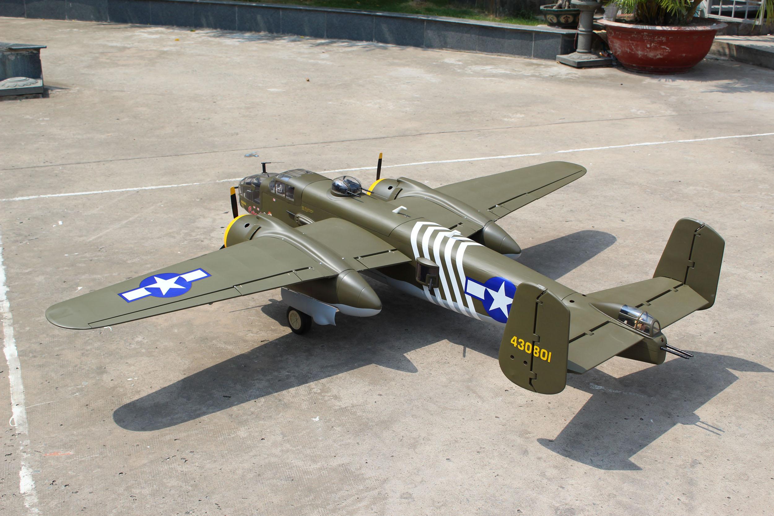 B-25 Mitchell Seagull Models