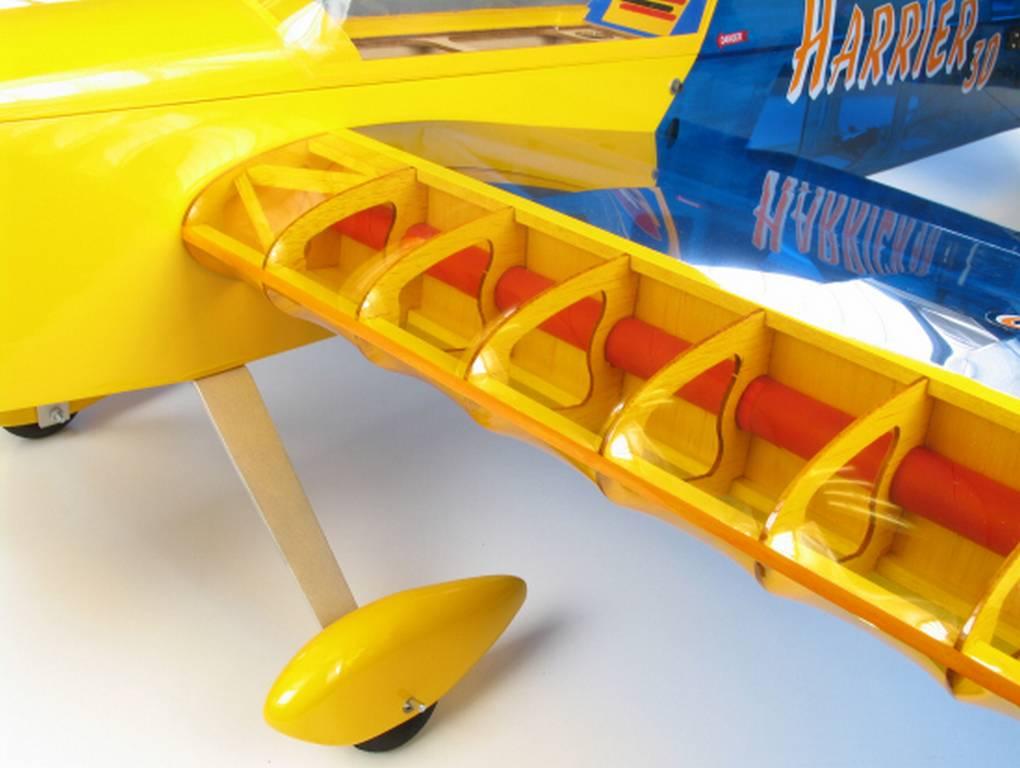 Harrier 3D Seagull Models