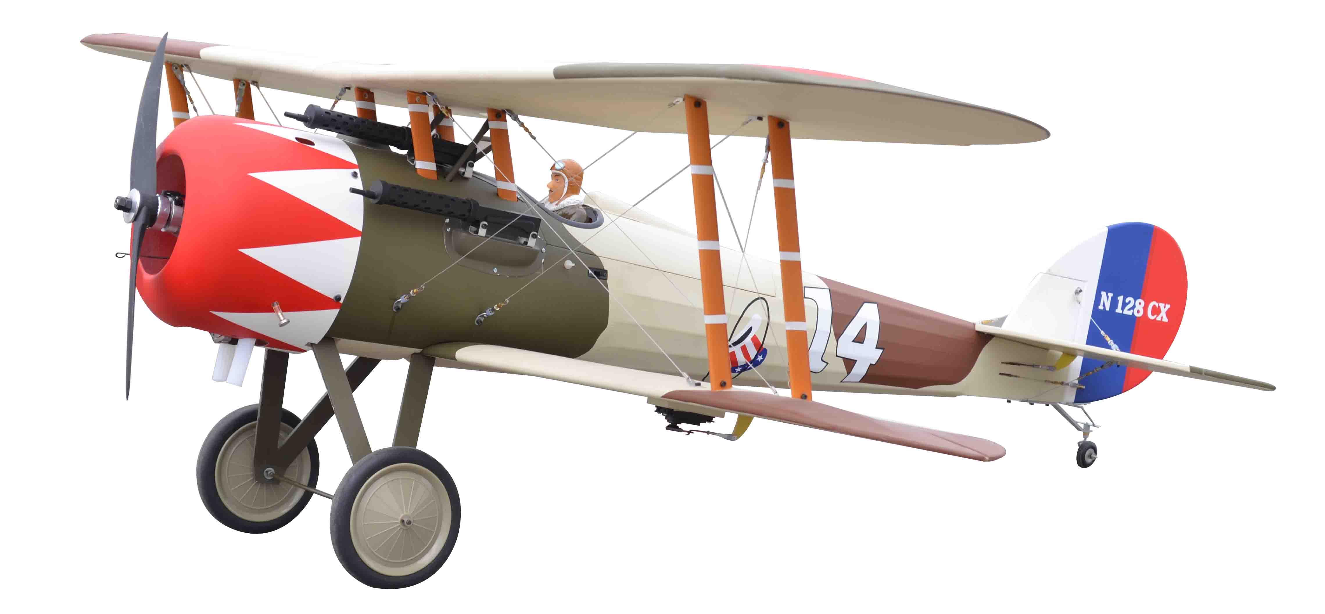 Nieuport 28 Replica Seagull Models