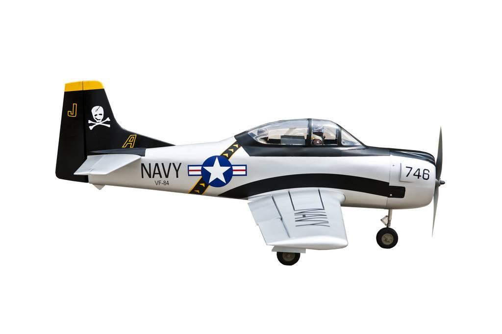 North American T-28 Trojan Seagull Models