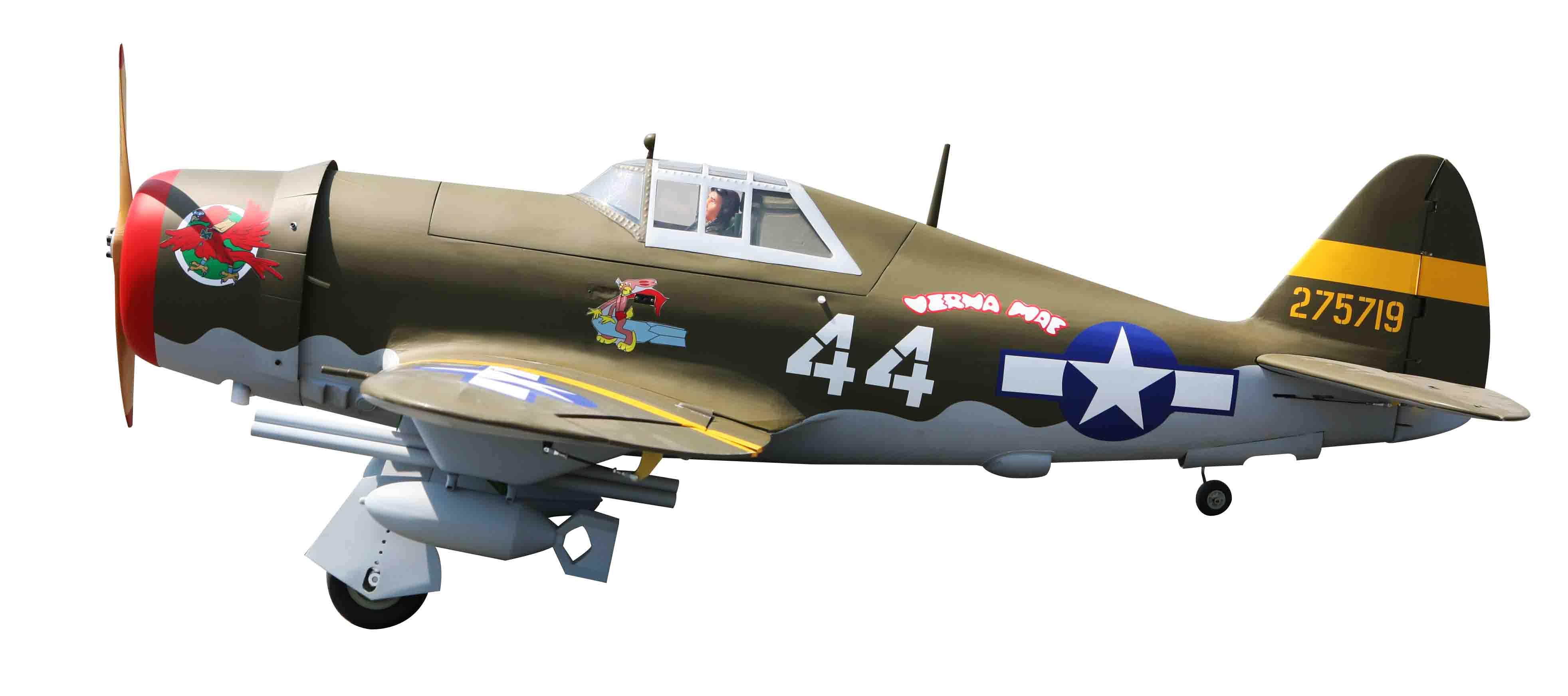 P-47 Razorback Seagull Models