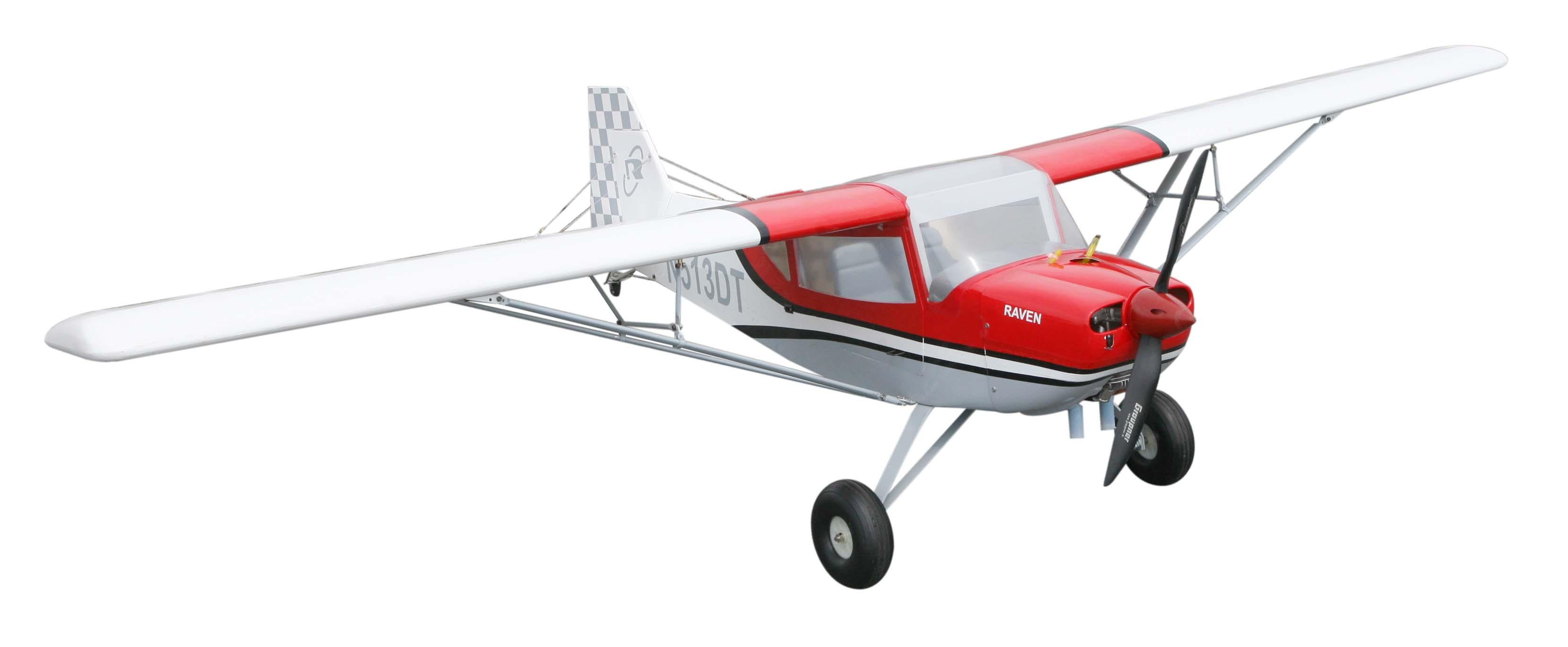 Rans S-20 Raven 20cc Seagull Models