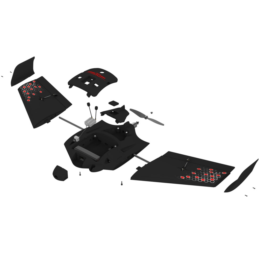 AR Wing Pro SonicModell