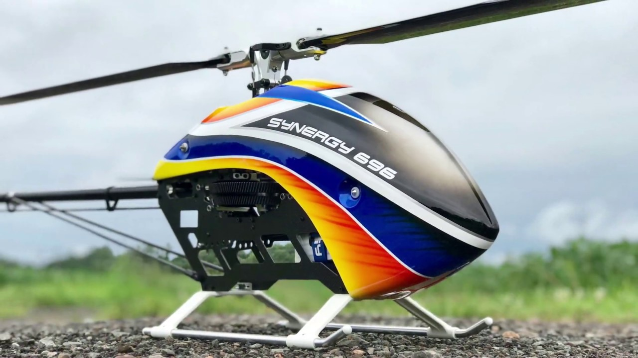Synergy 696 Synergy R/C Helicopters