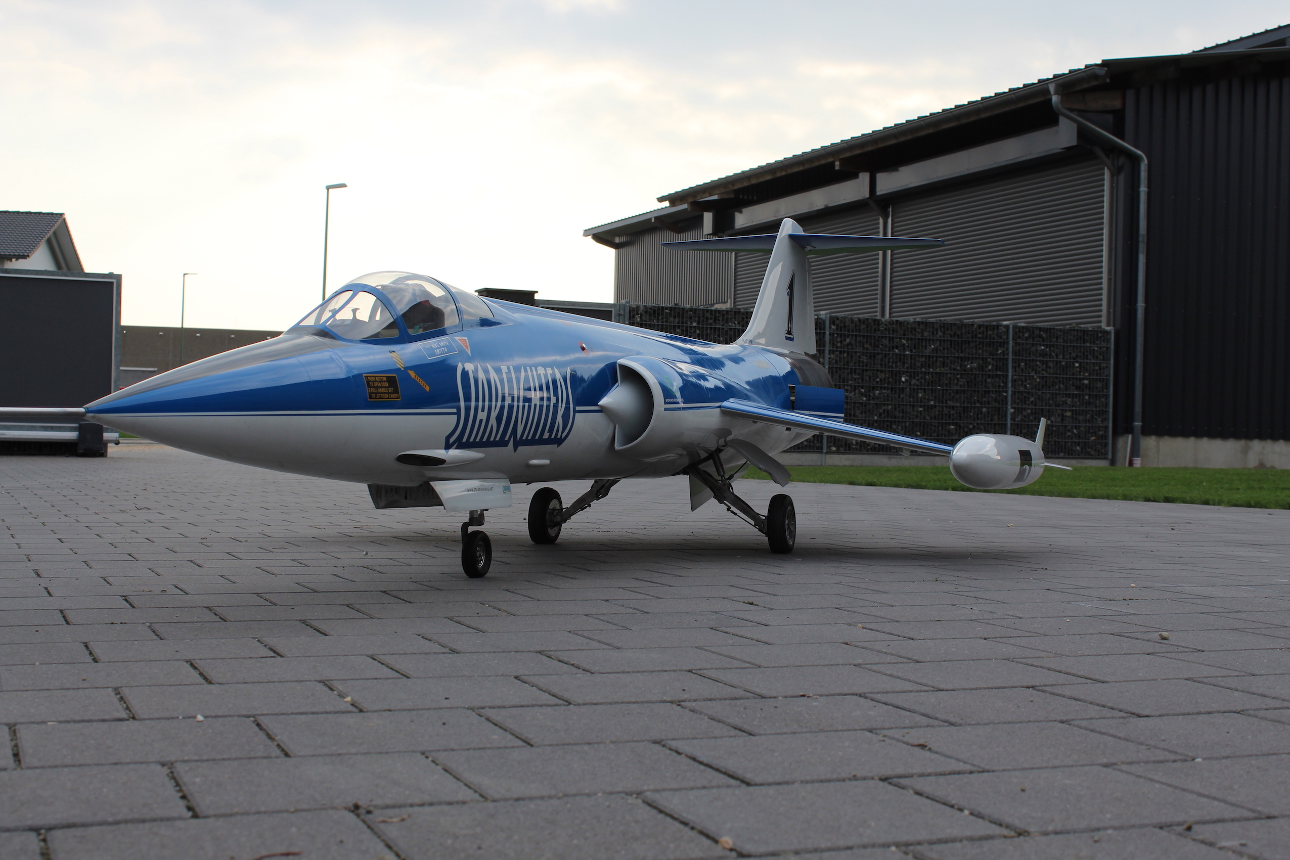 F-104 Starfighter Tomahawk Aviation