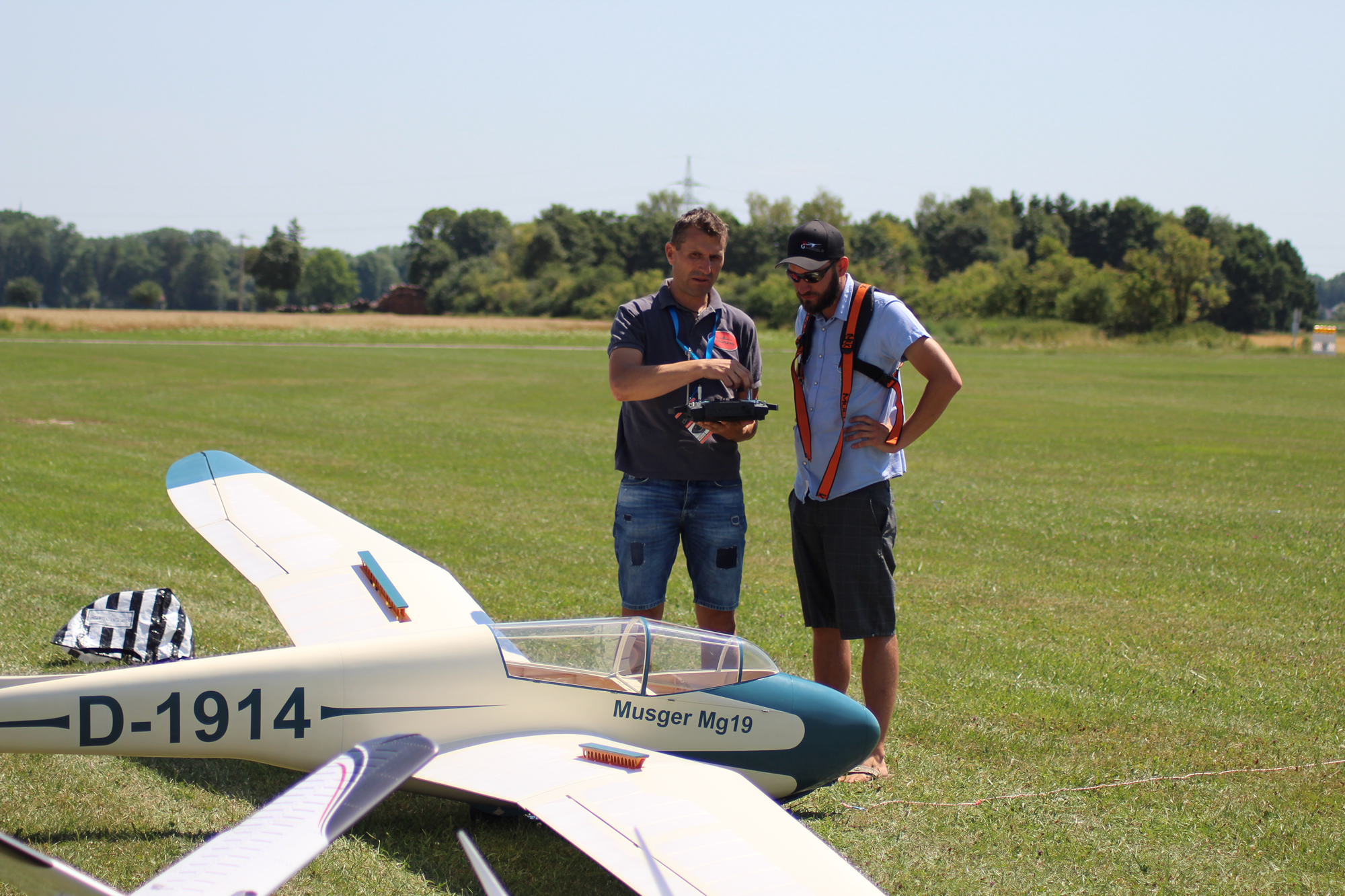 Musger Mg 19a Tomahawk Aviation