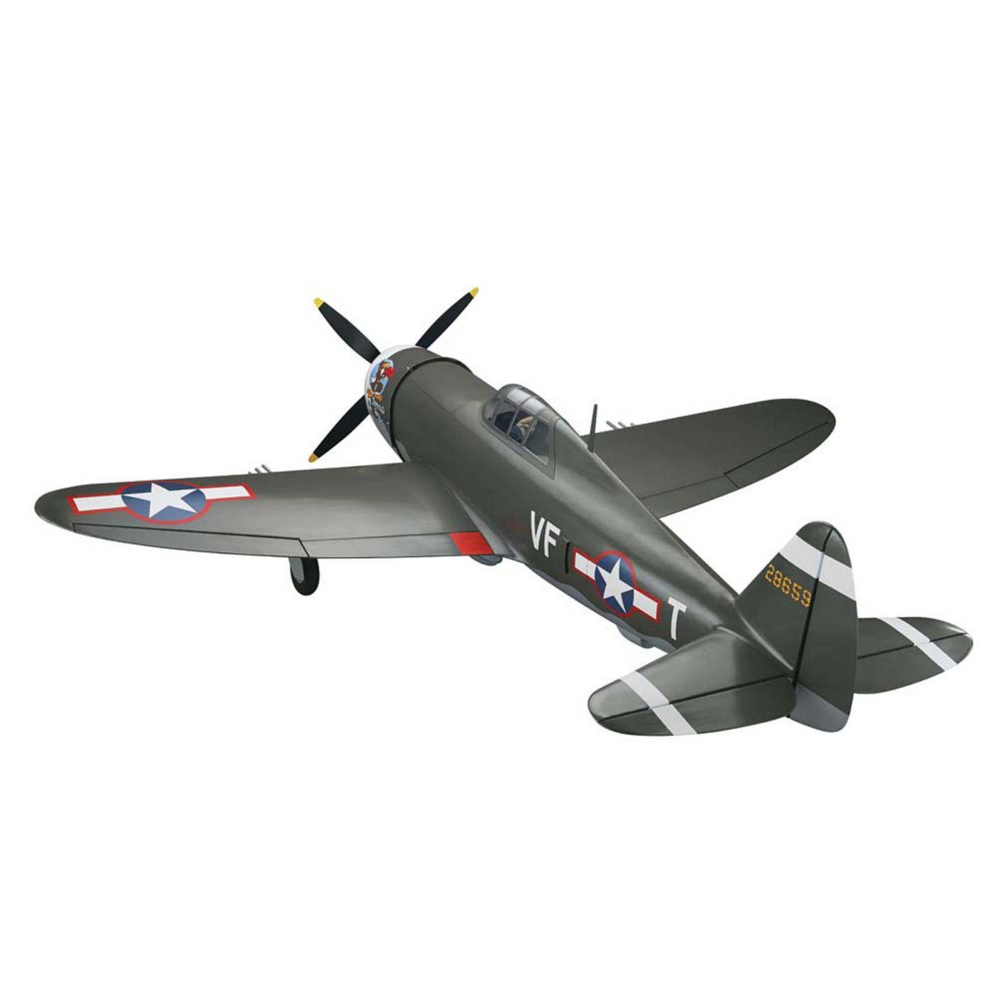 P-47 Razorback Top Flite