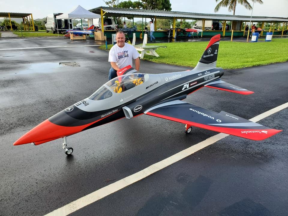 "Voyager Sport Jet 128"" TopRCModel"