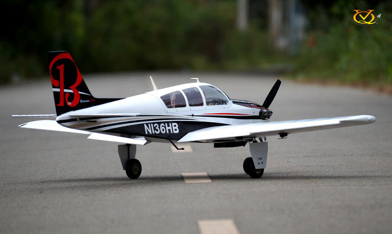 Beechcraft Bonanza VQ Model