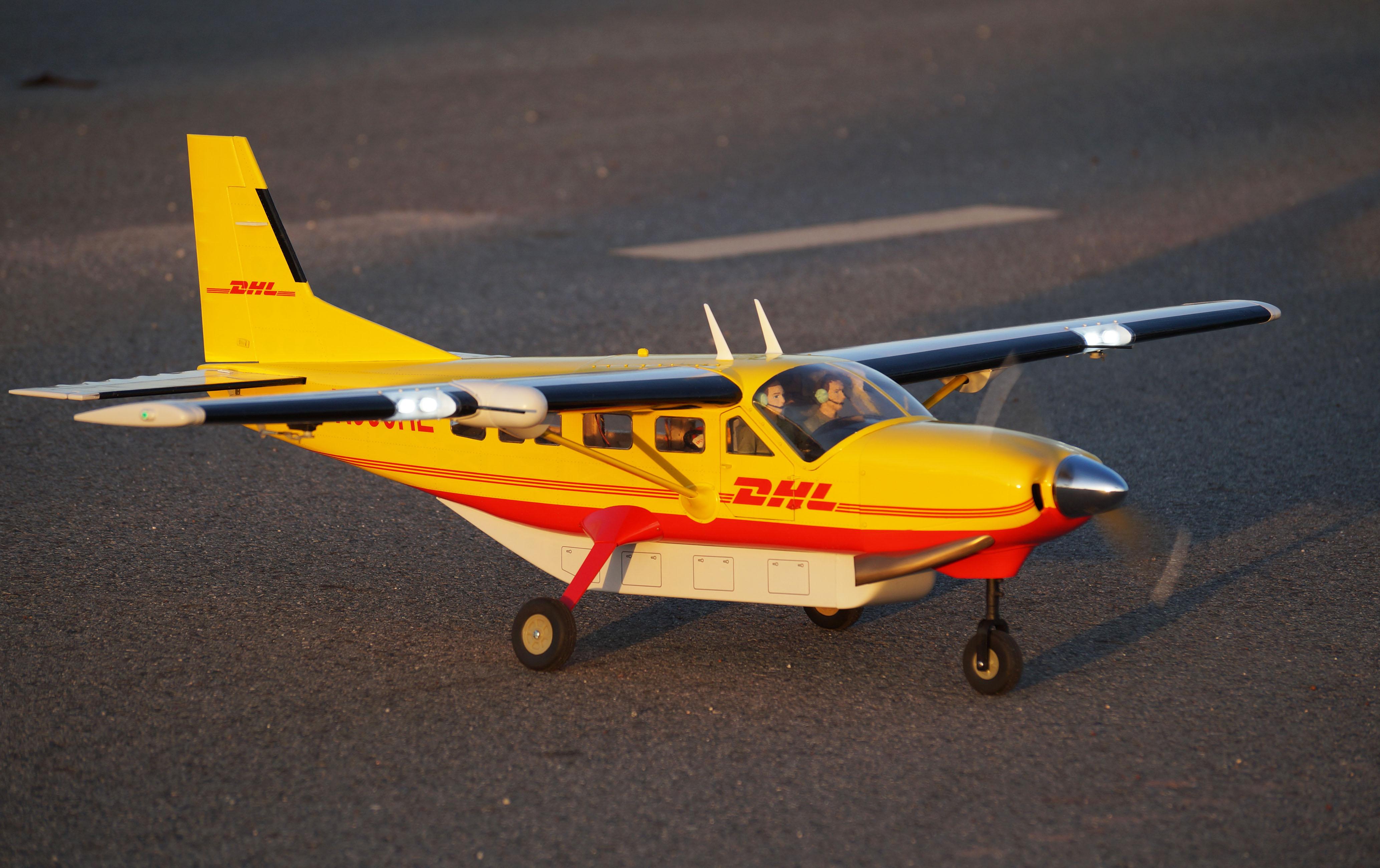 Cessna 208 Caravan VQ Model