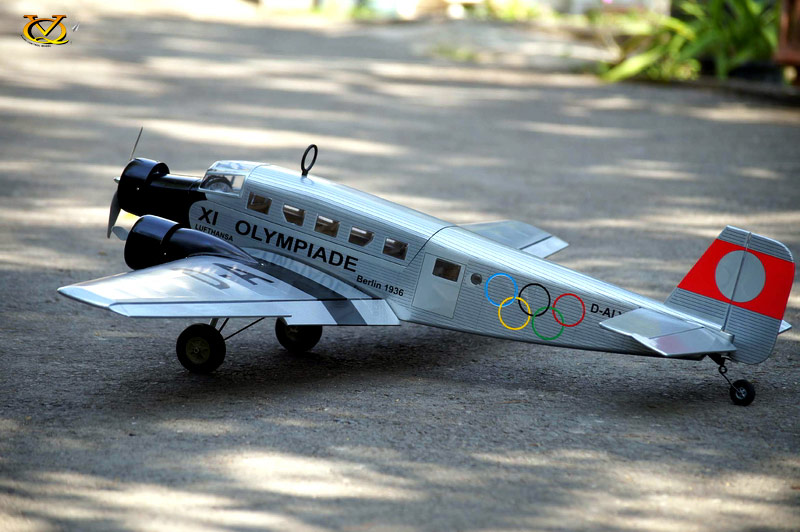 Junkers Ju-52 VQ Model