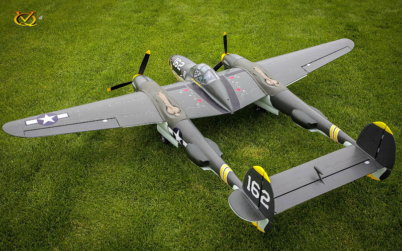 P-38 Ligthning VQ Model