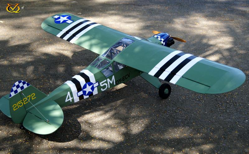 Piper L-4 Grasshopper VQ Model