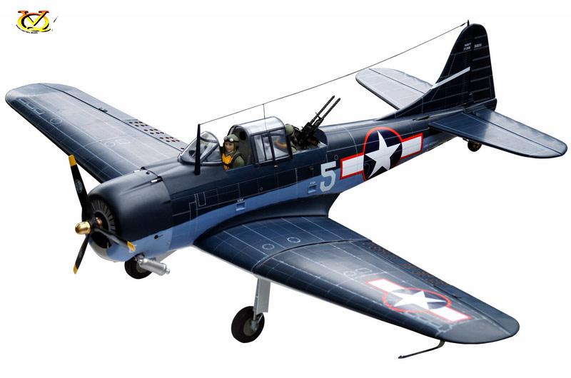 SBD-5 Dauntless VQ Model
