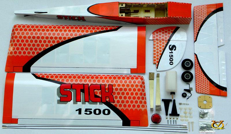 Stick S-1500 VQ Model