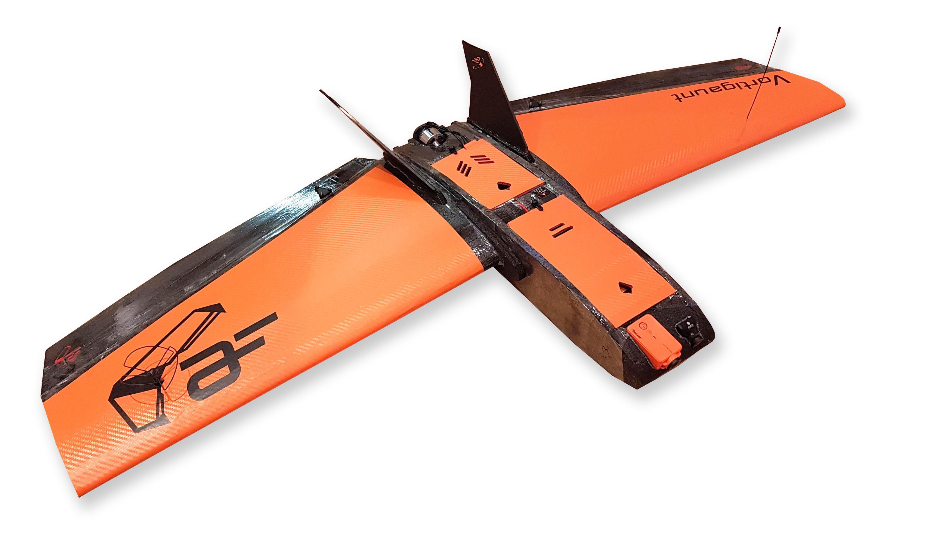 Vortigaunt FPV e-wings