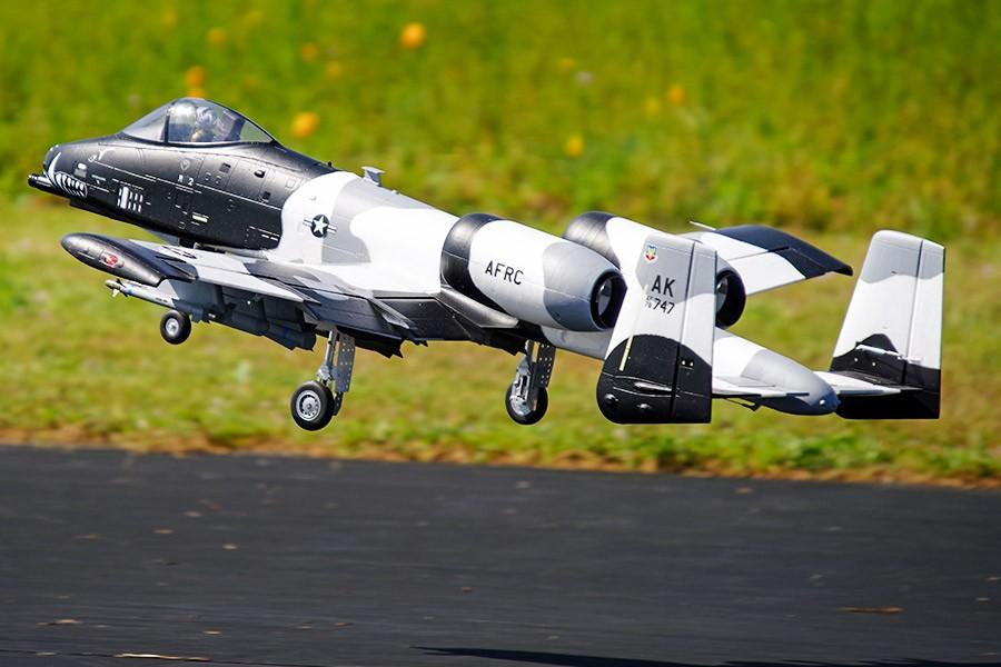 A-10 Thunderbolt II V2 fms