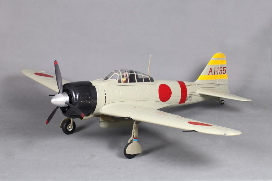 A6M Zero fms