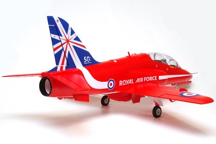 BAE Hawk Red Arrow fms