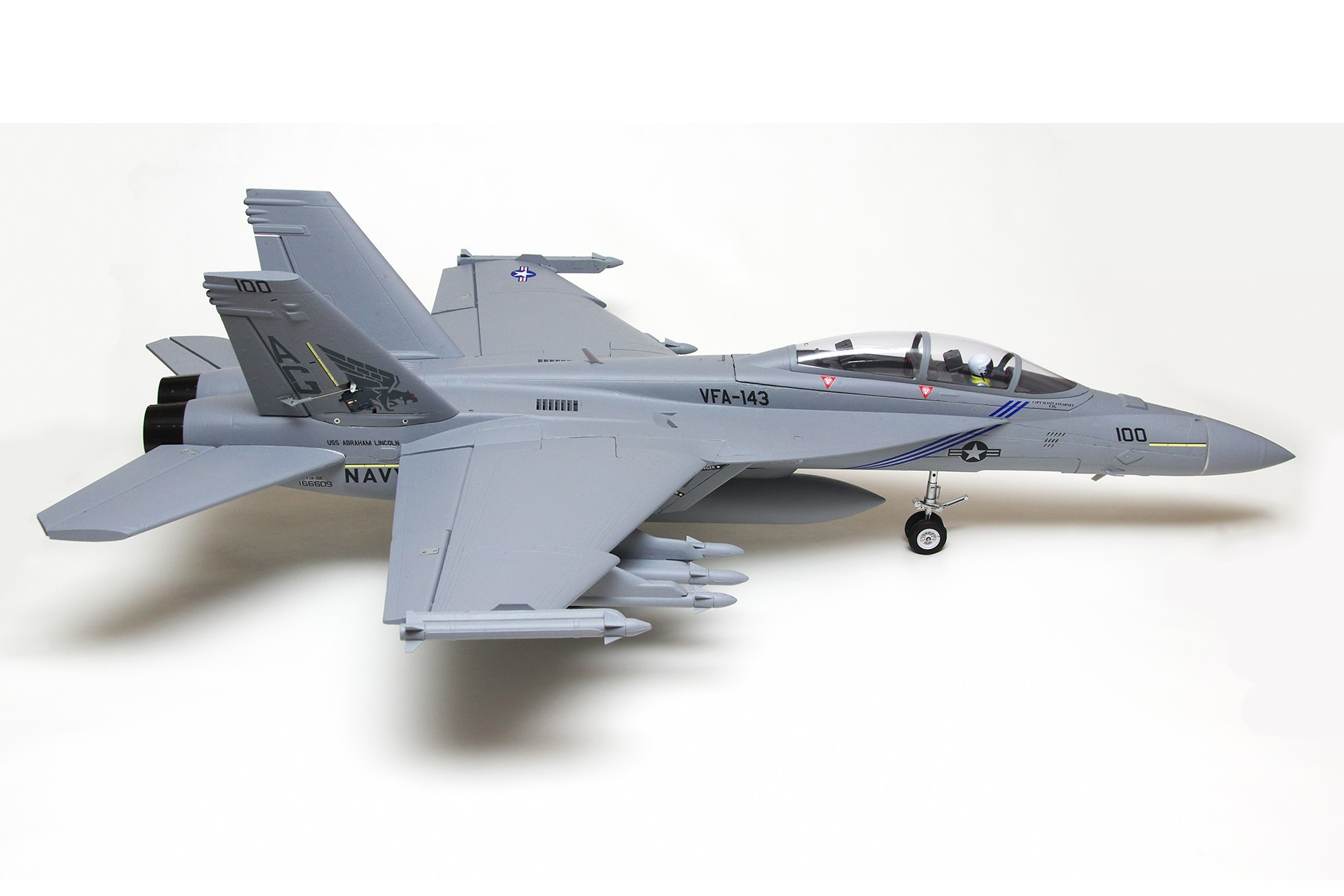 F/A-18F Super Hornet rocHobby