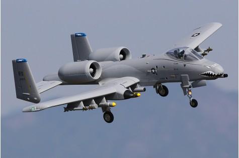 A-10 Thunderbolt II fms