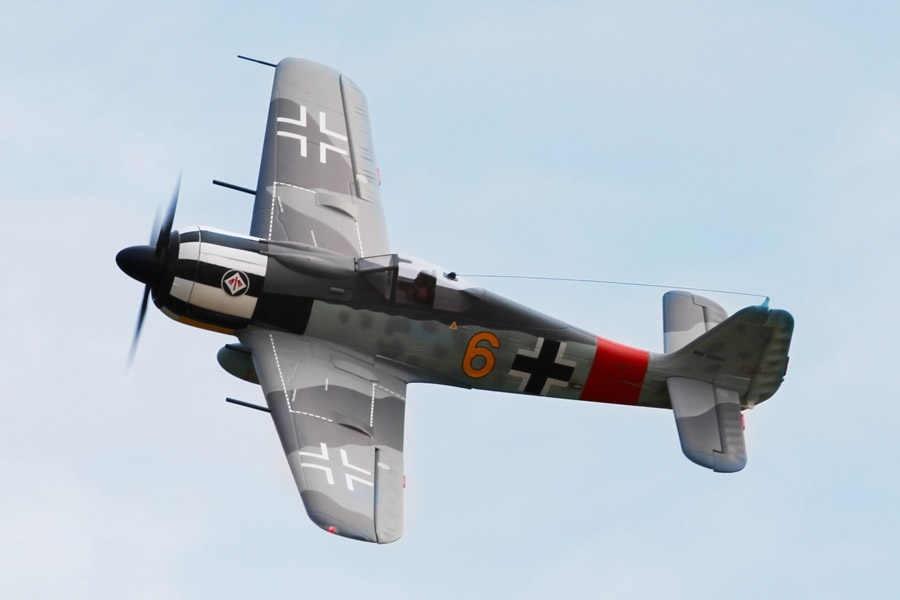 Focke Wulf FW-190-Y6 fms