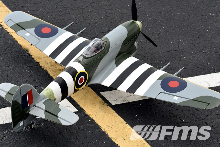 Hawker Typhoon fms