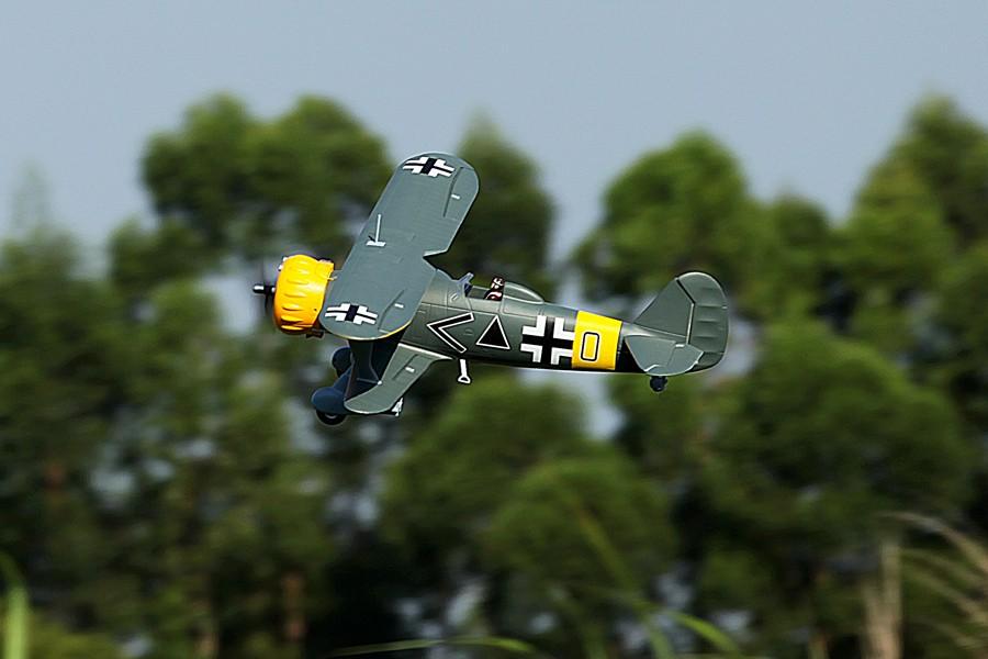 Henschel HS123 fms