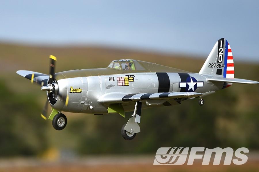 P-47 Razorback Bonnie fms