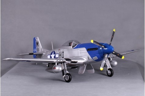 P-51D Mustang Petie  fms