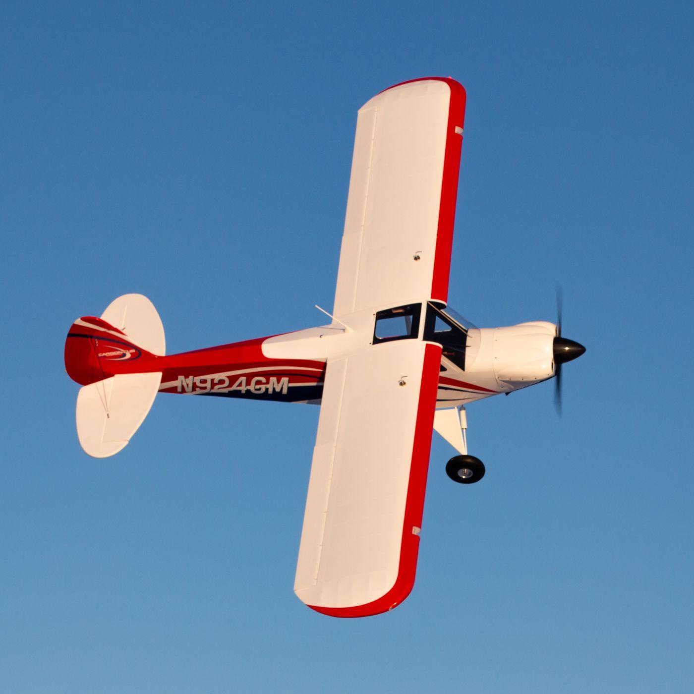 Carbon Cub FX-3 hangar 9