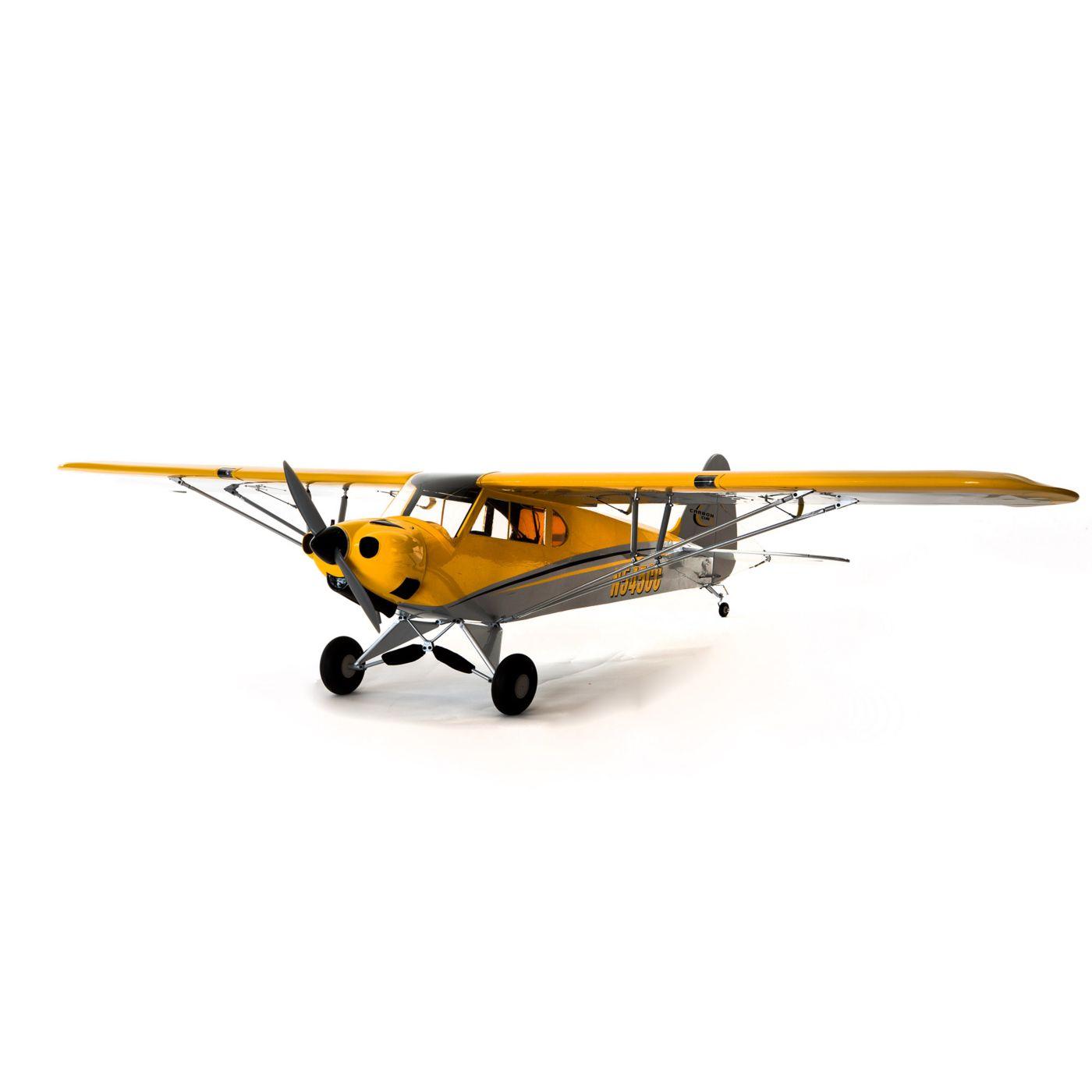 Carbon Cub hangar 9